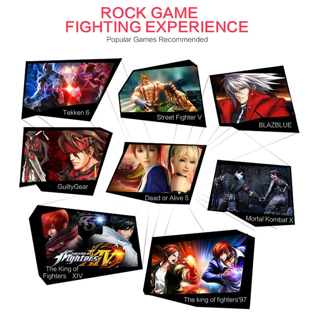 rock game fighting experience