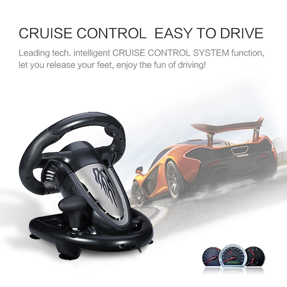 cruise control easy to drive