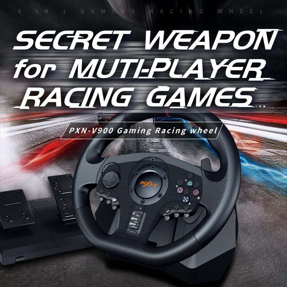 secret weapon for muti-player racing games