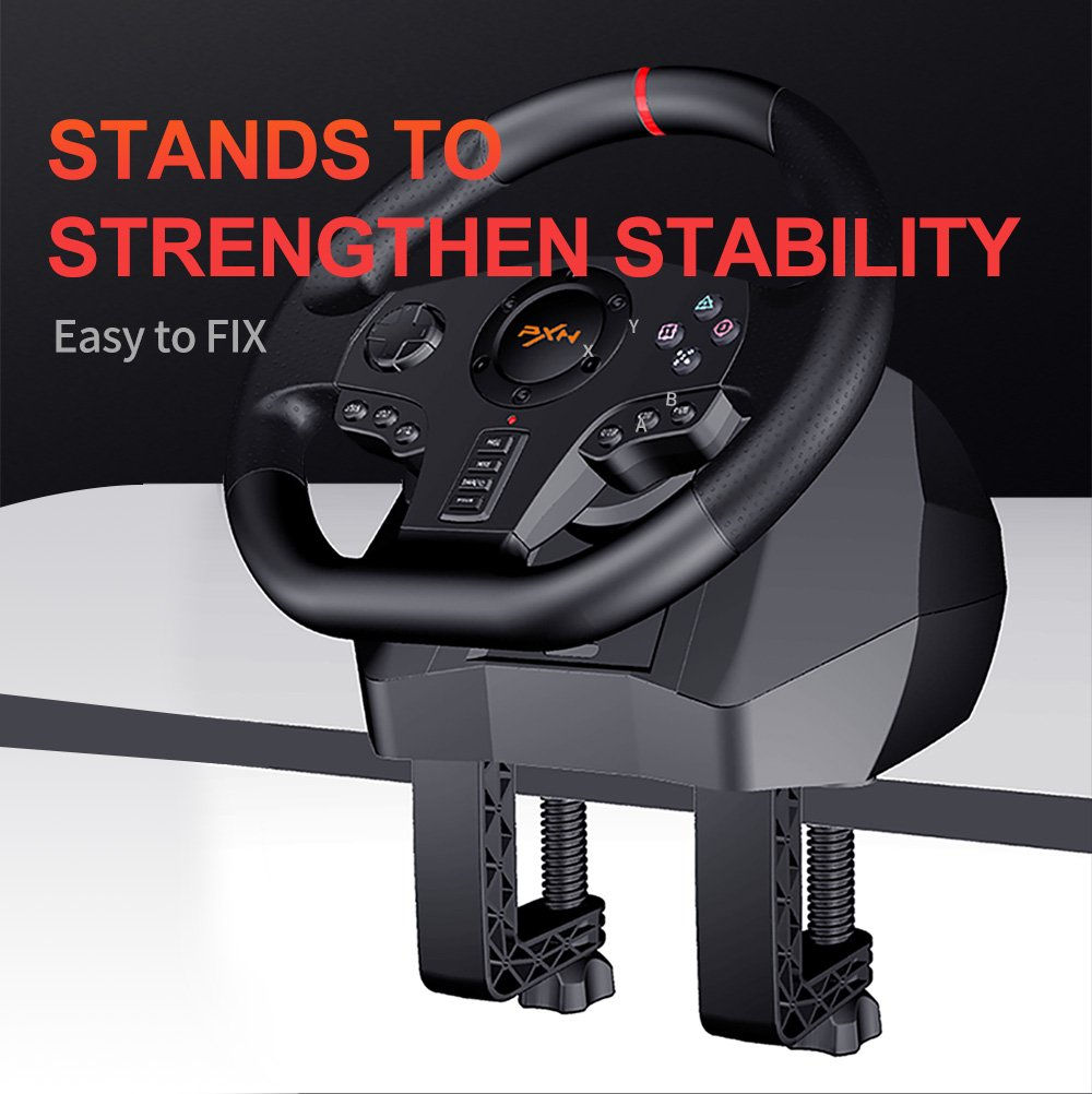 stands to strengthen stability, easy to fix