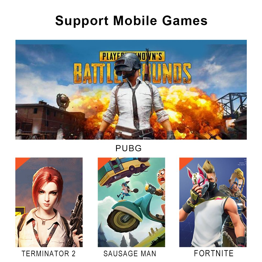 support mobile games