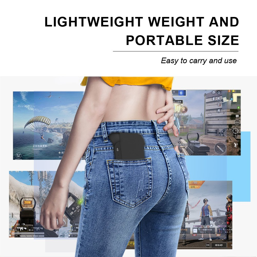 lightweight weight and portable size,easy to carry and use