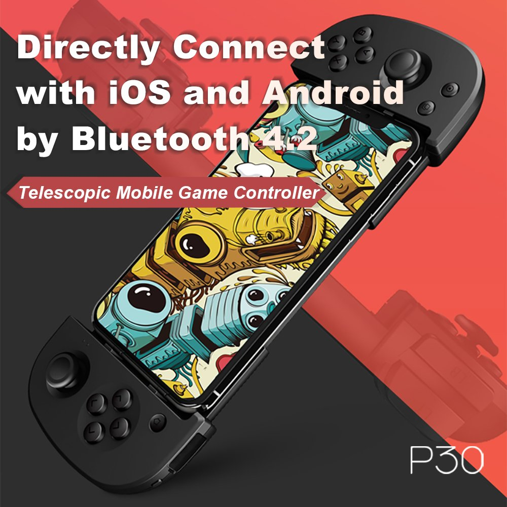 directly connect with ios and android by bluetooth 4.2
