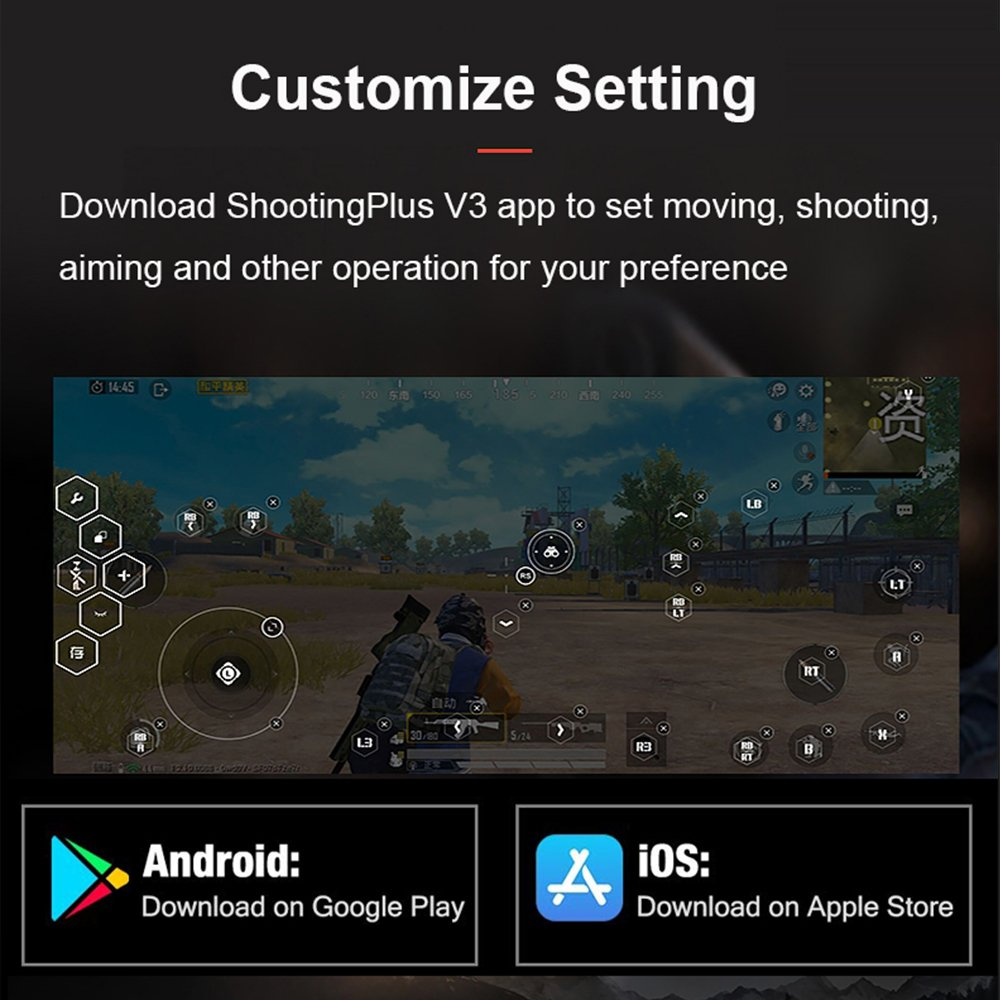 customize setting