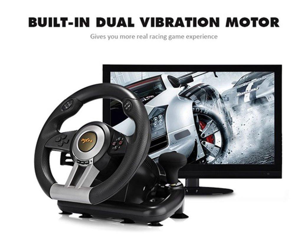 built-in dual vibration motor