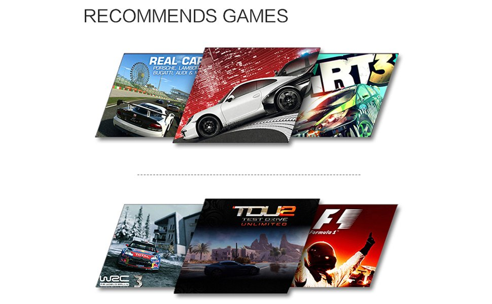 recommends games