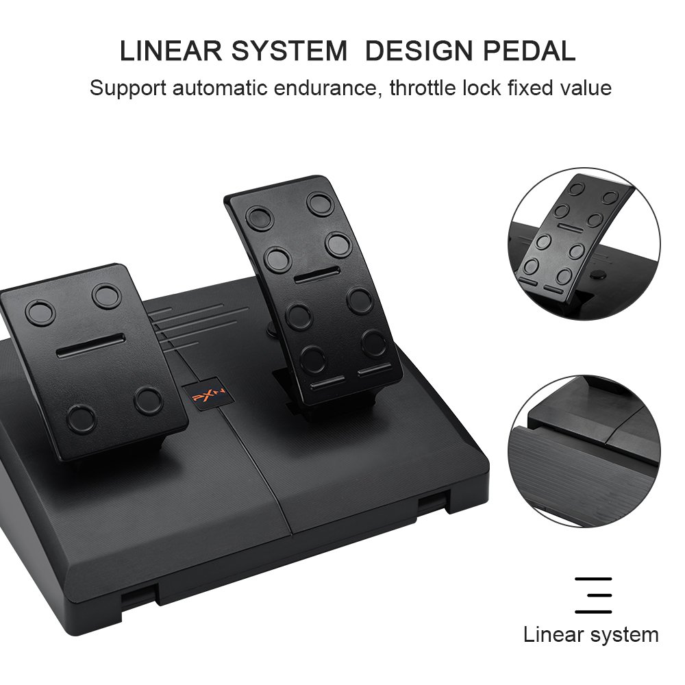 linear system design pedal