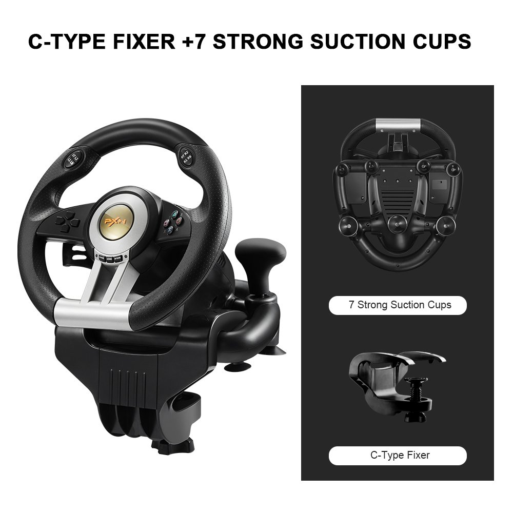 c-type fixer +7 strong suction cups