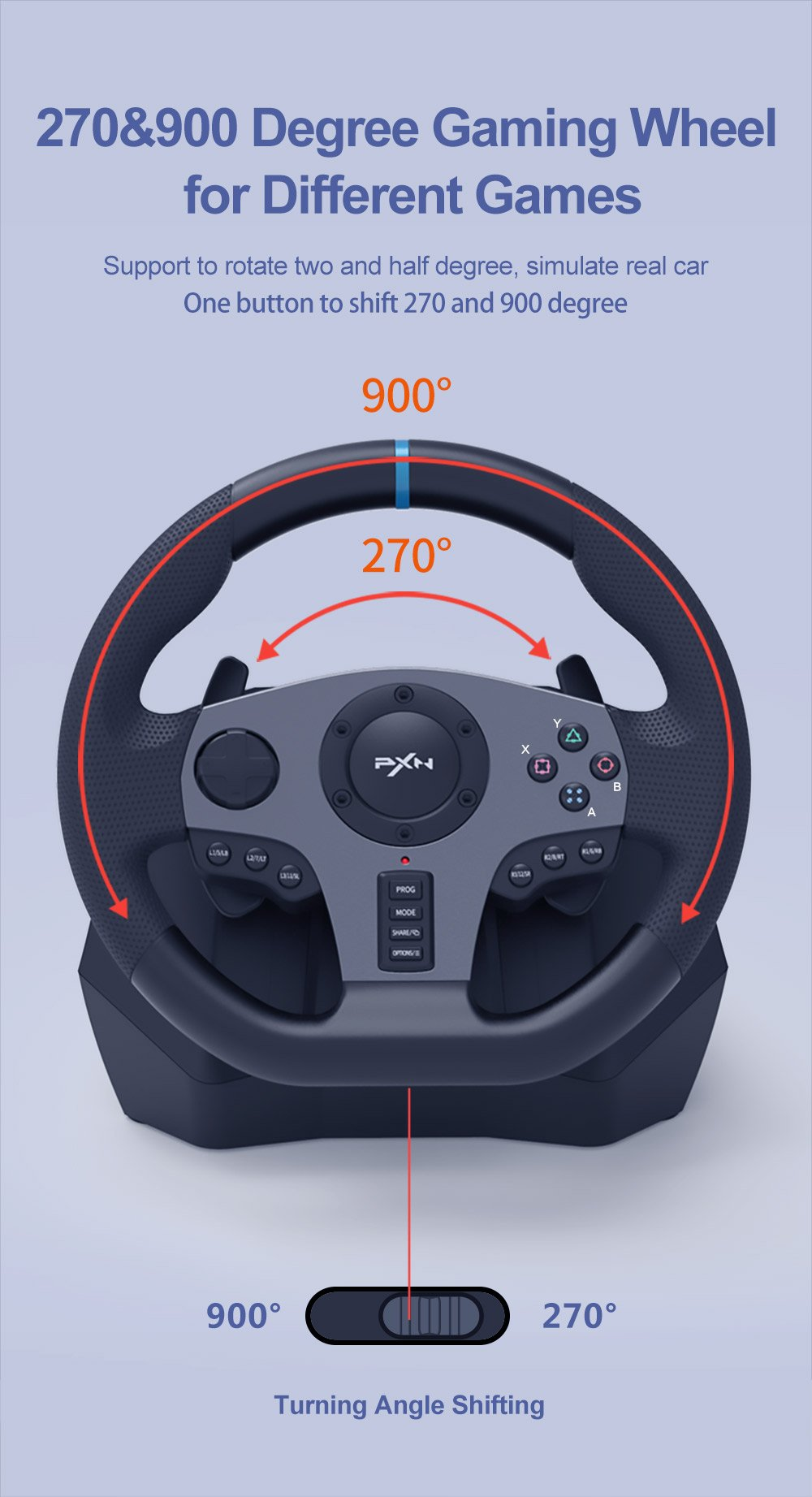gaming wheels